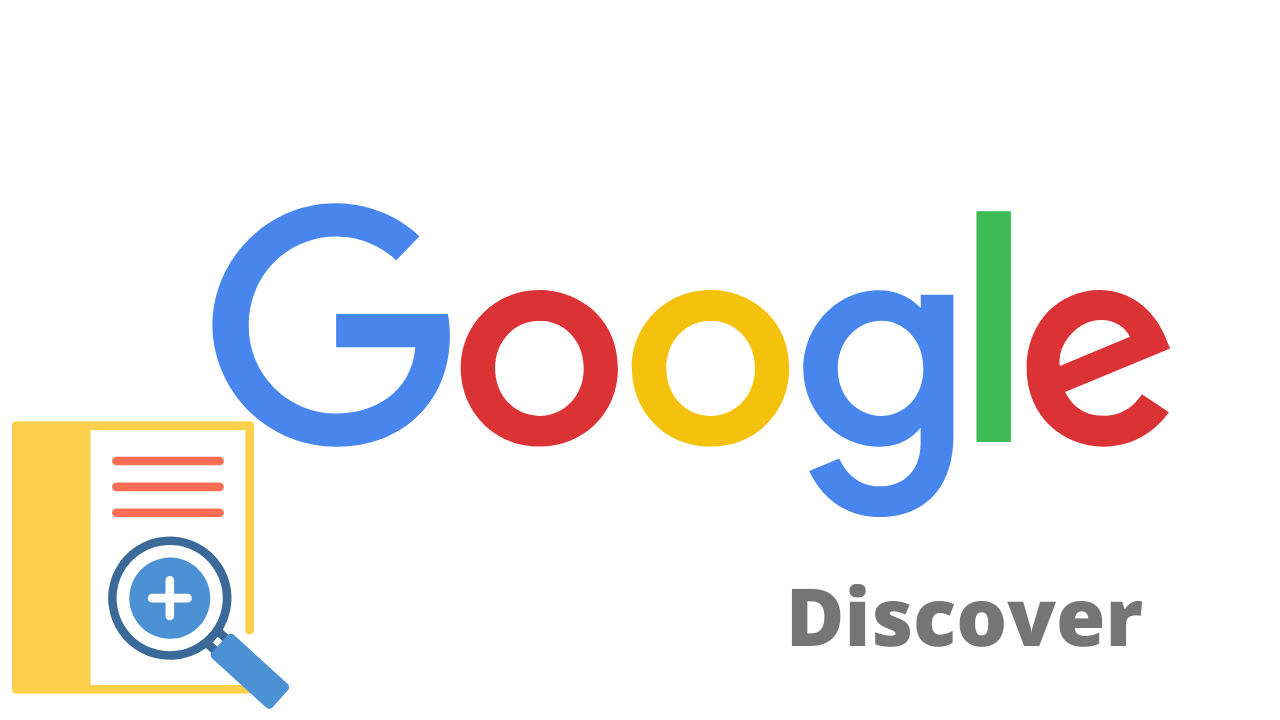 This image shows the Google discover feed infographic of this URL