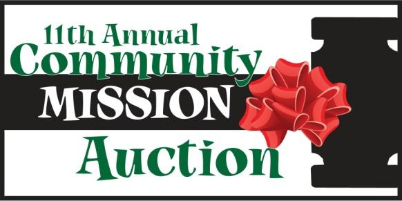 11th Annual Community Mission Auction