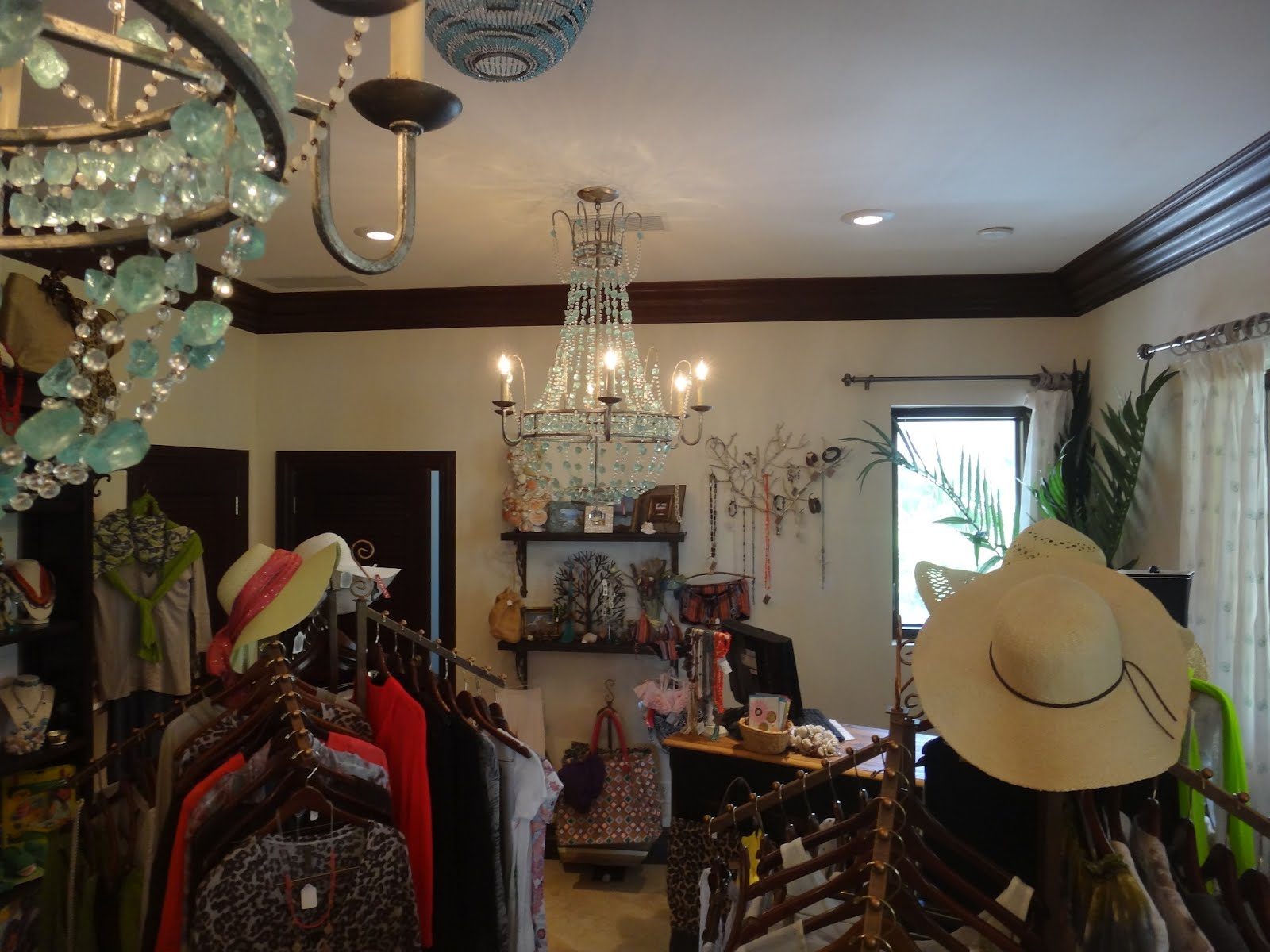 turks and caicos shopping
