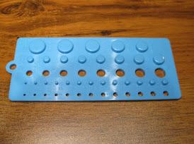 Уред за измерване на диаметри (Tip Gauge)