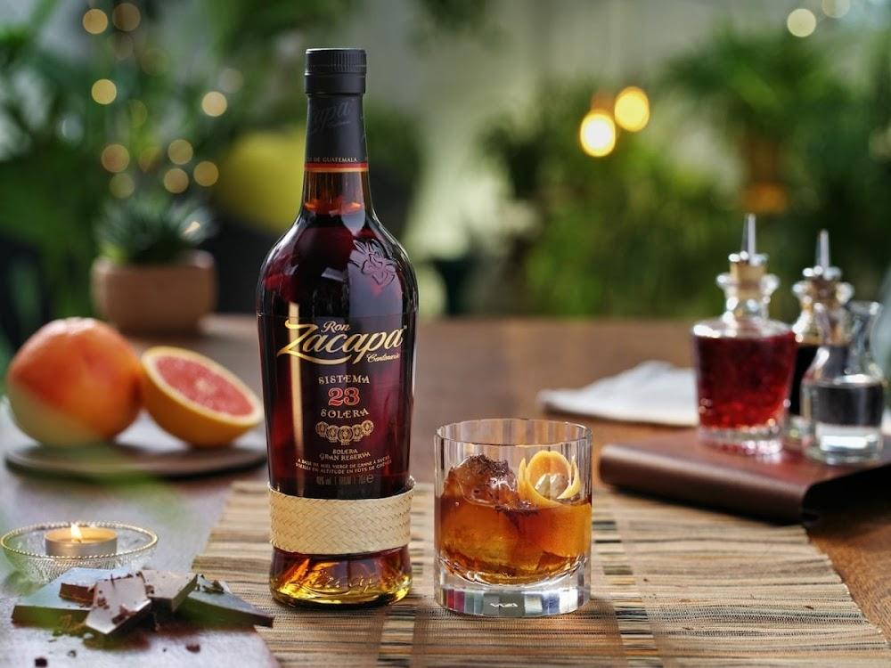 Ron Zacapa rums