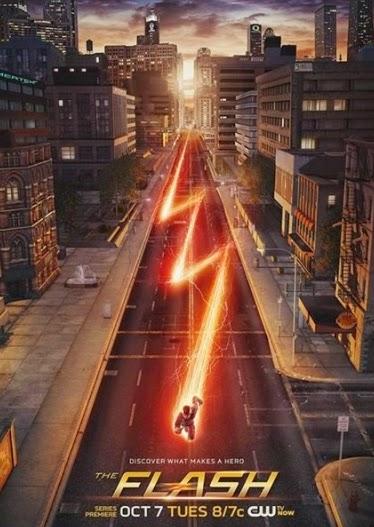 Filme Poster The Flash 2014 S01E02 HDTV XviD & RMVB Legendado