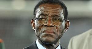 Resultado de imagen de teodoro obiang nguema