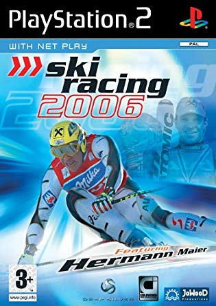 Image result for 2006 skiing game ps2