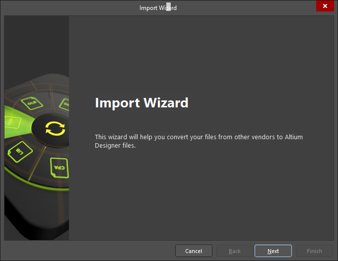 AD Import Wizard