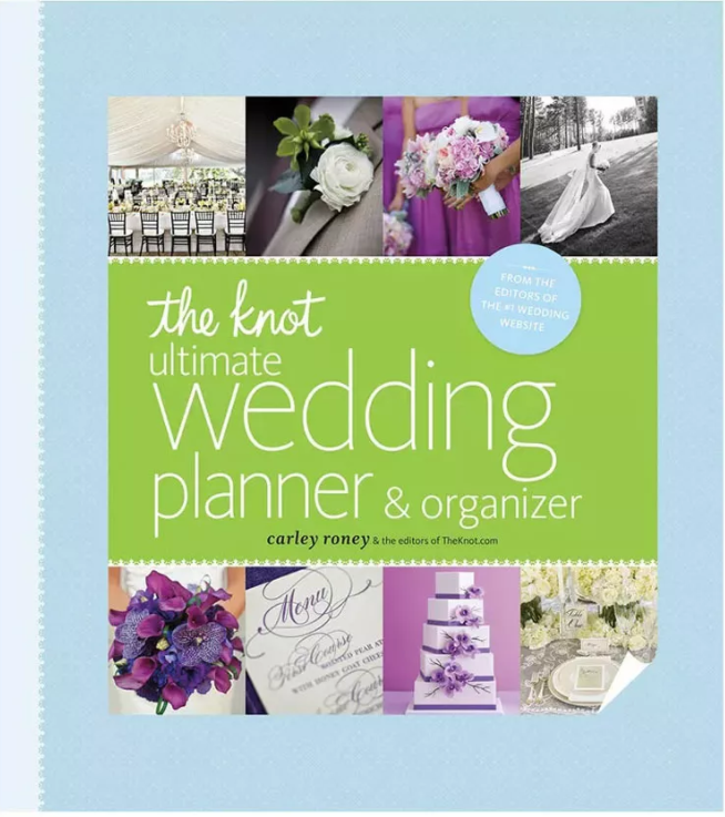 planner to plan a wedding