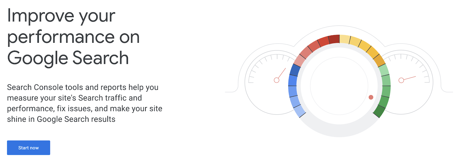 Search Console tools and reports to measure your site's search traffic.