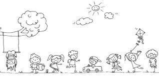 Bildergebnis für ausmalbild kindergarten