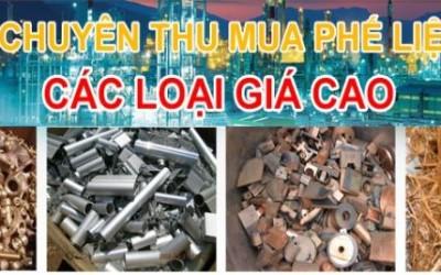 Cửa hàng nào thu mua phế liệu giá cao tại Thành phố Hồ Chí Minh