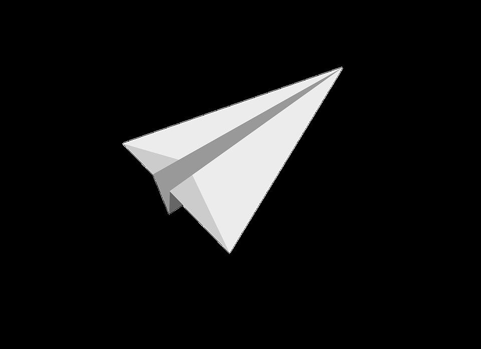 Paper Planes, Aircraft, Send, ...
