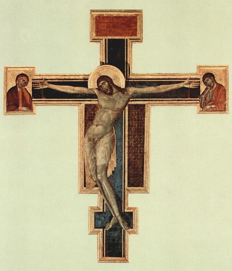 Crocifisso di Santa Croce - Wikipedia
