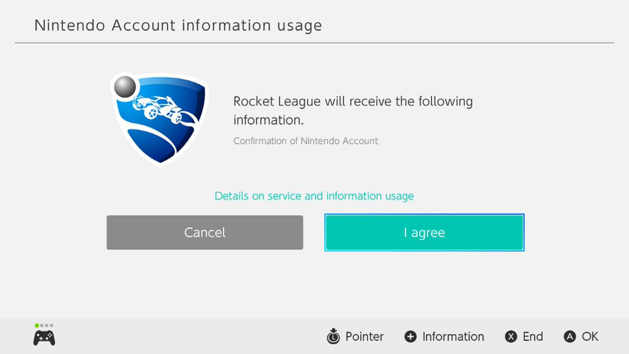 Fan Rewards Land on the Nintendo Switch!   Rocket League Esports