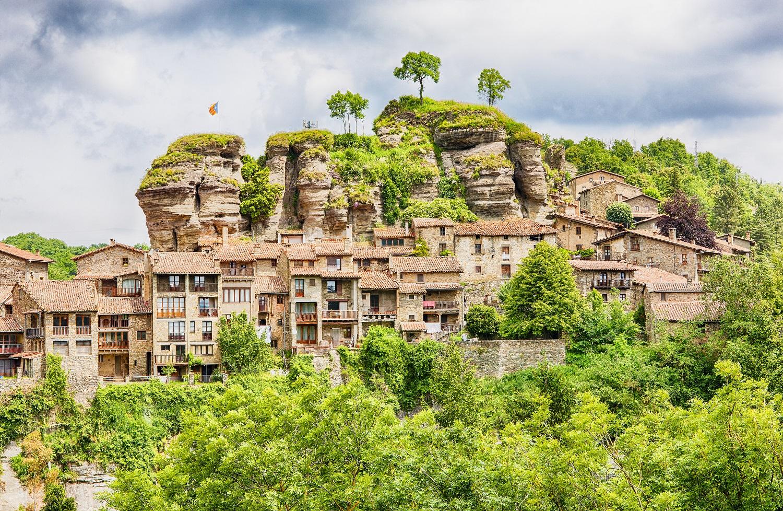 Rupit, Osona, Cataluña