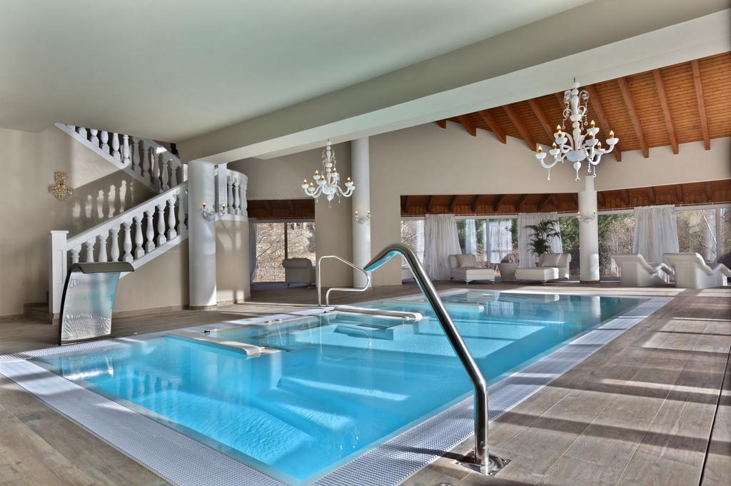 Spa del Hotel Bringué en El Serrat