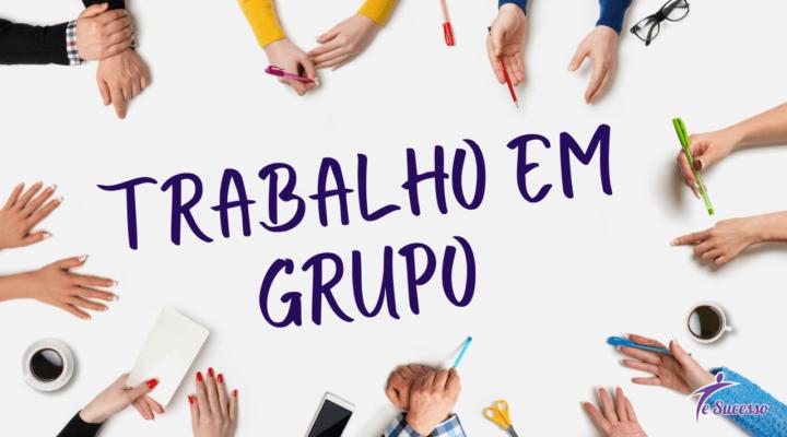Alguns pontos positivos e negativos de realizar um trabalho em grupo