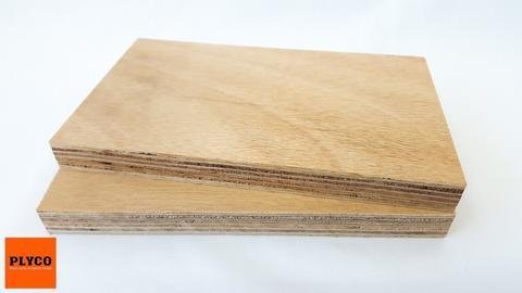 Plyco's Gaboon Marine Plywood