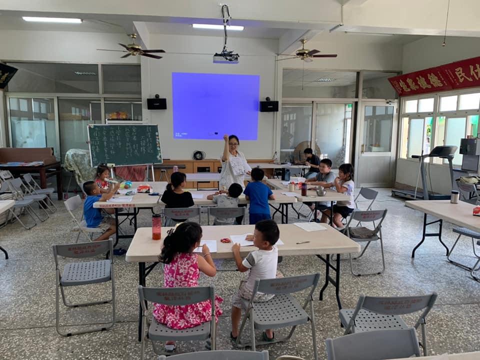 暑期兒少營隊,看見龍潭村更有力量的未來!