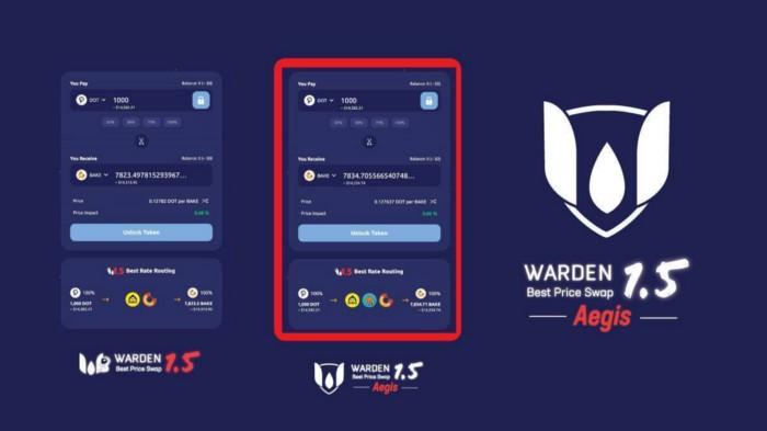 Perbedaan WardenSwap  Aegis dengan yang Lama