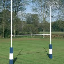 Image result for rugby posts
