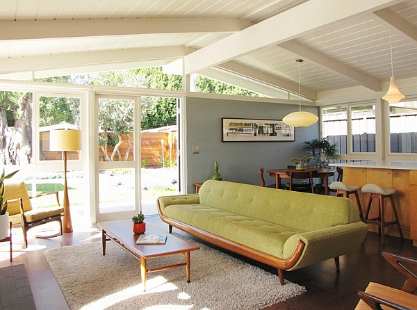 What Is Mid Century Style blog - peachy keen pad: five tips for flawless mid-century modern