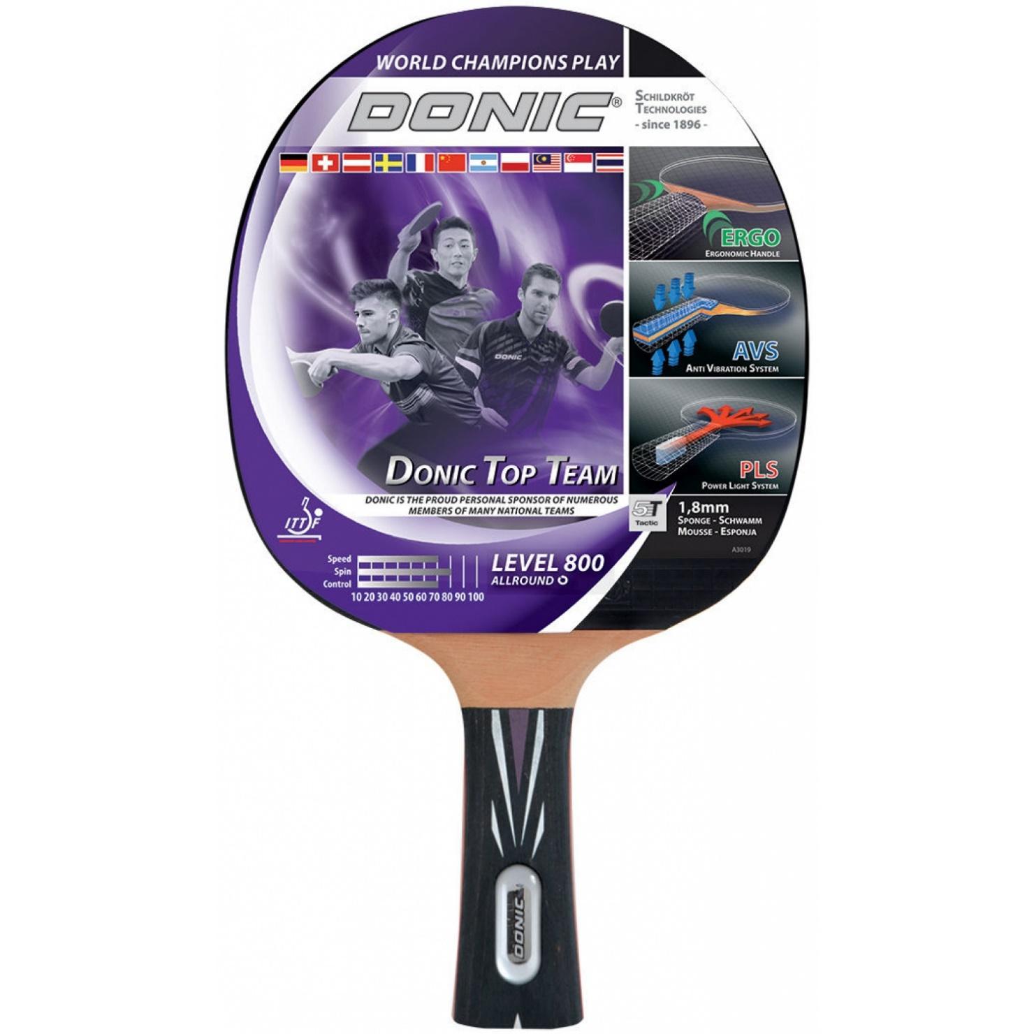 Ракетка для пинг-понга Donic Legends 800 FSC