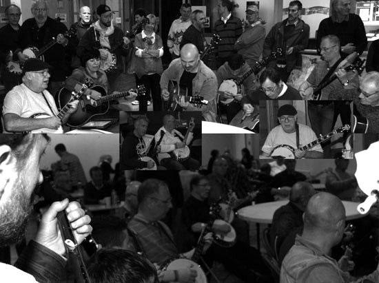 Jam Session at Banjo 12