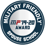 Military Friendly MF18 Gold Top Ten School