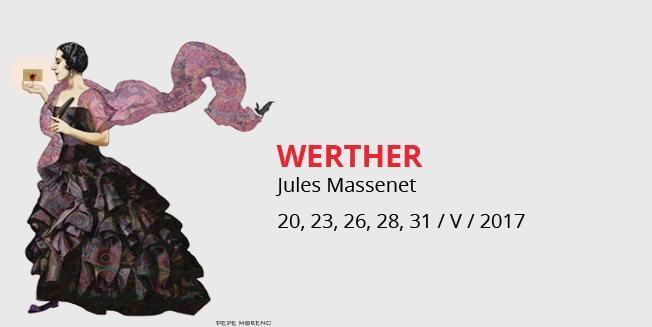 Resultado de imagen de palau de les arts Werther