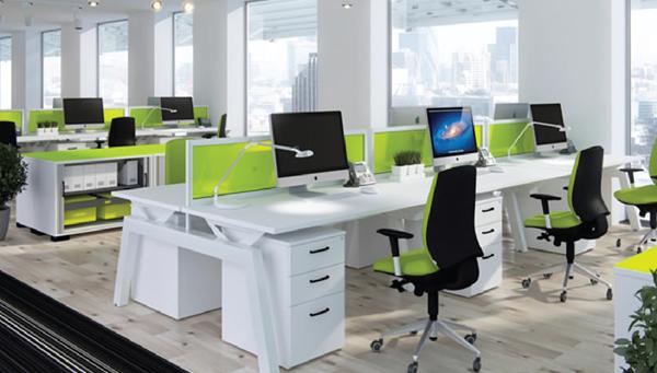 thiết kế nội thất văn phòng 6
