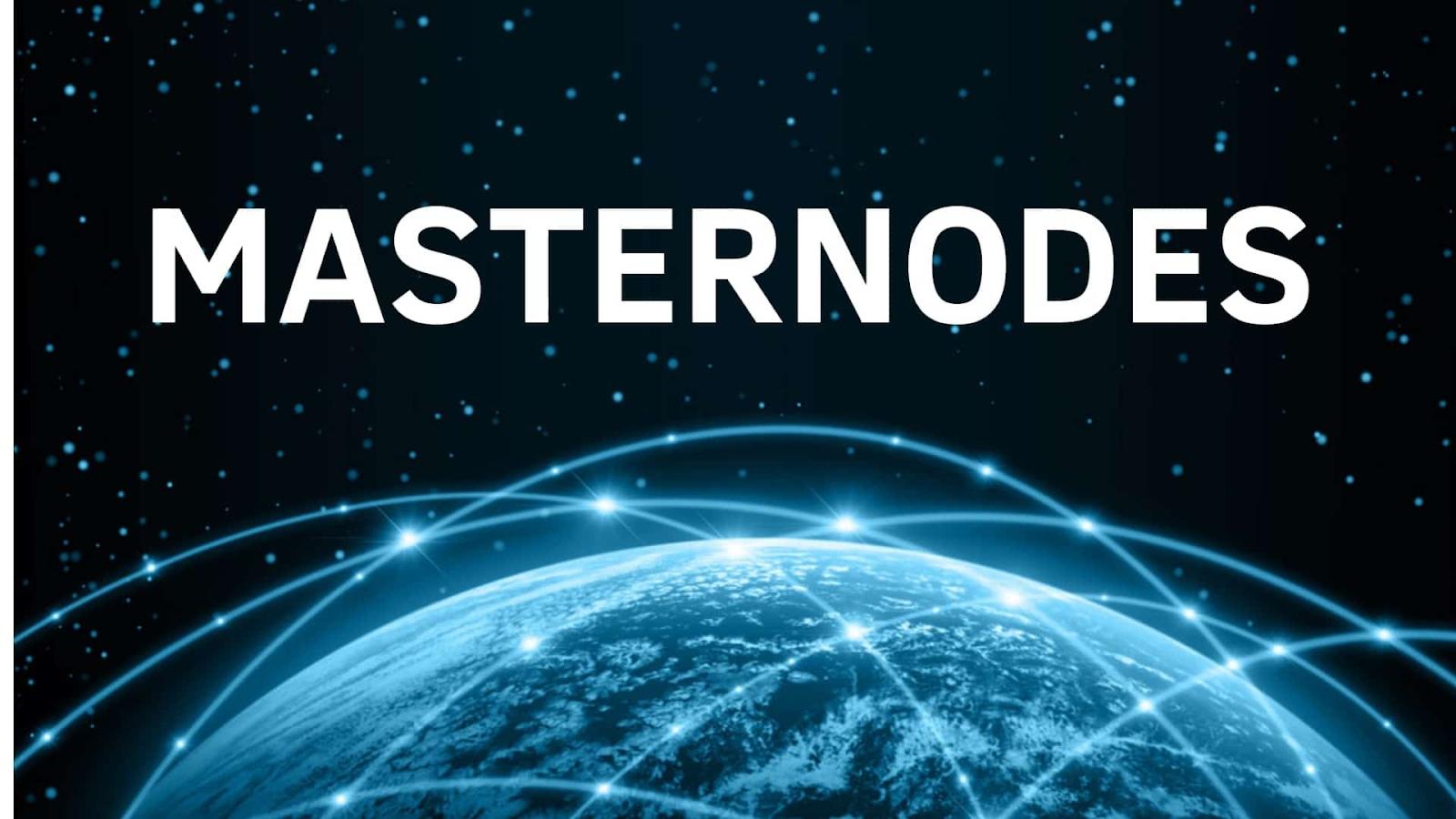 Blog Masternodes Graphic