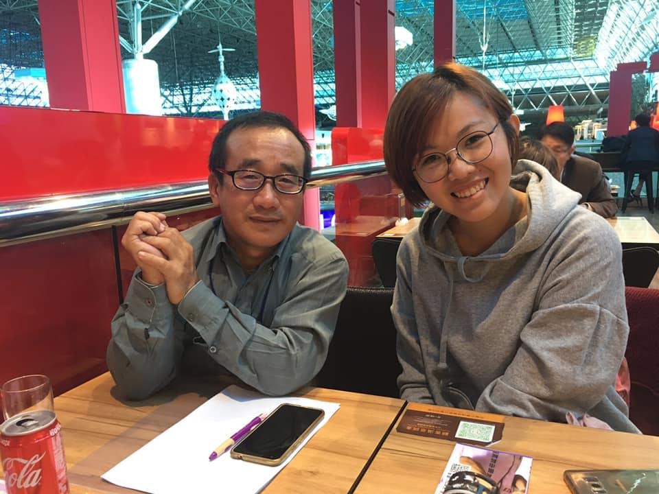 《保衛馬克思主義》網站採訪了朱梅雪以及鄭雅菱,討論了他們的競選經驗以及他們對個別議題的看法。//圖片來源:楊進