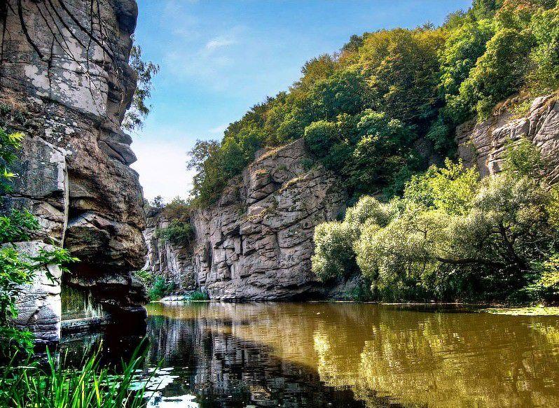 7 самых чистых озер Украины, в которых стоит искупаться рекомендации