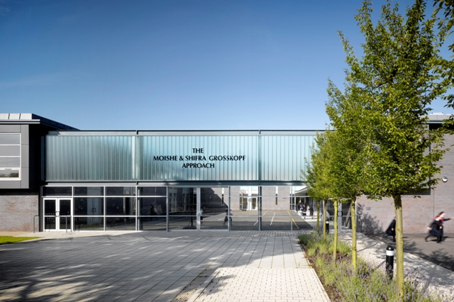 Beis Yaakov High School for GirlsLocation: Broughton. Greater Manchester Client: AedasArchitect: AedasDeveloper: Allenbuild