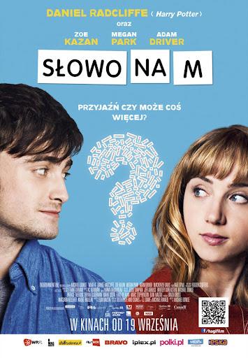 Polski plakat filmu 'Słowo Na M'