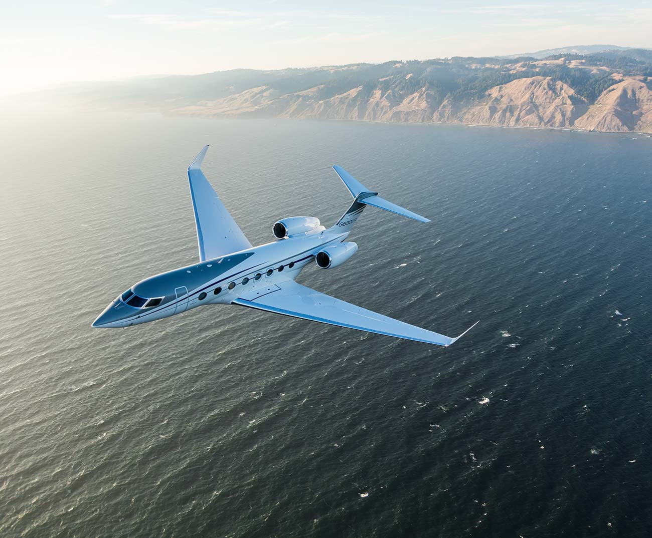 Gulfstream G650ER можно купить за биткоин