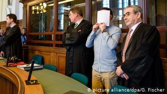 Суд над участниками нелегальных гонок по берлинскому бульвару Курфюрстендамм