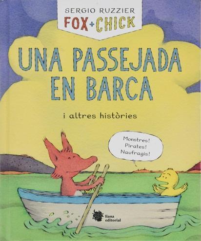 Fox + Chick. Una passejada en barca i altres històries: 4 El manglar:  Amazon.es: Ruzzier, Sergio, Ruzzier, Sergio, Carreras Moliné, Berta: Libros