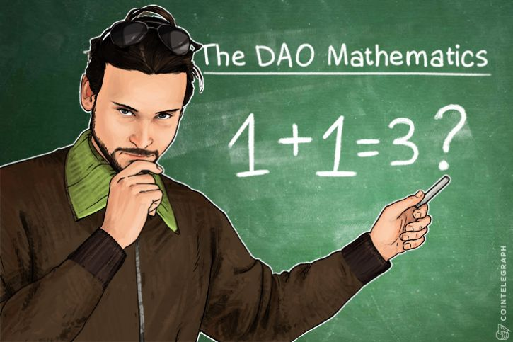 The DAO mathematics