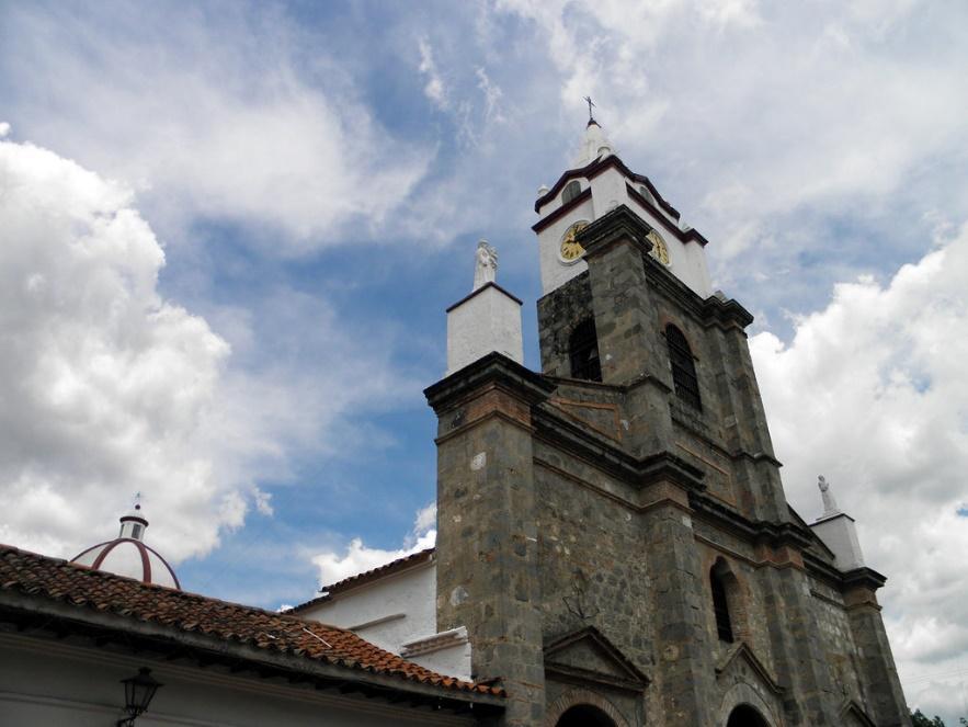 Resultado de imagen para catedral nuestra señora del rosario honda hiveminer,com