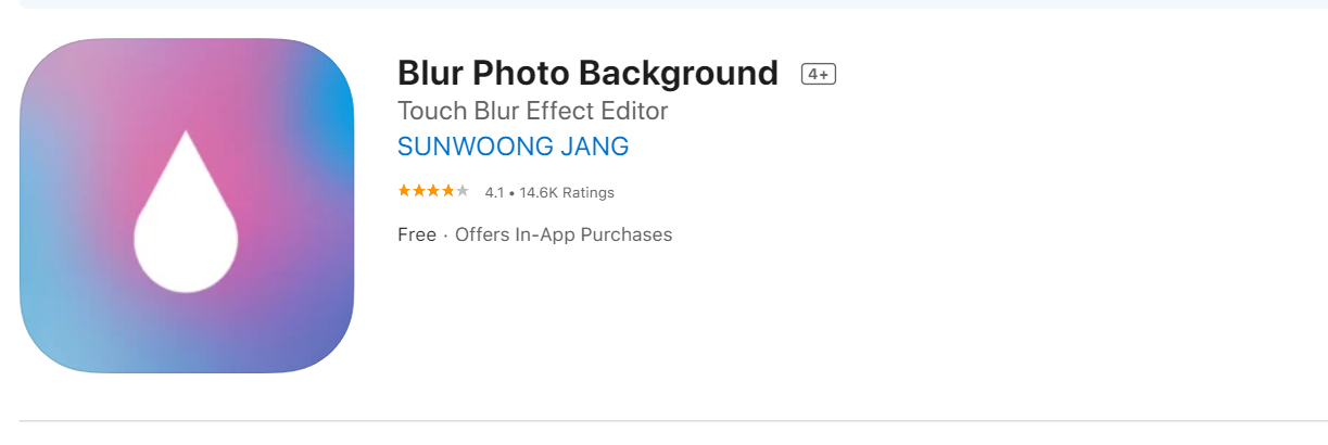 Top 4 Background Photo Editor Apps For iPhones