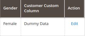 Add a custom column in customer grid in Magento 2 backend