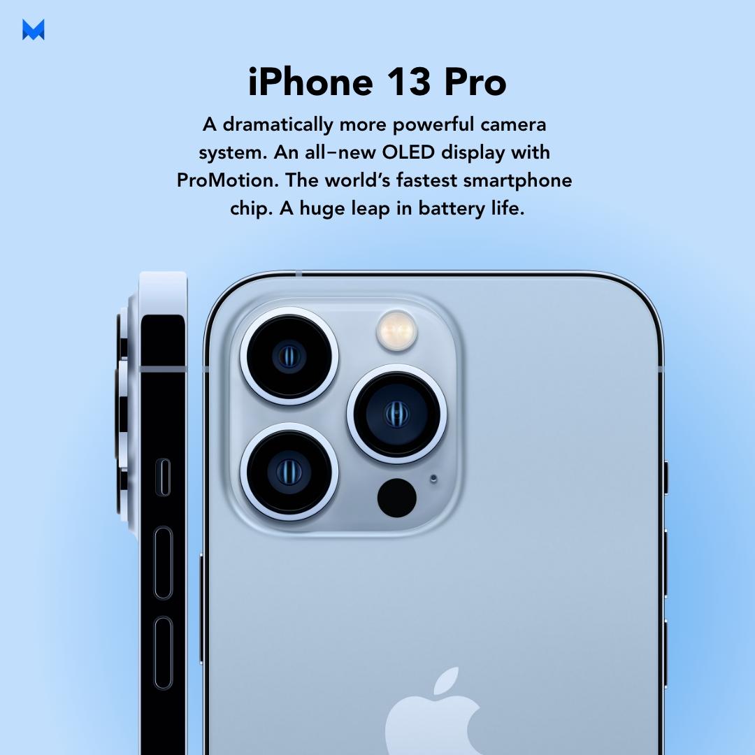 iPhone 13 Pro highlights