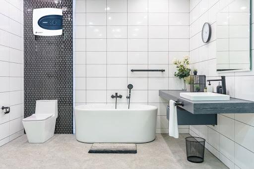 Bình nóng lạnh Olympic - bình nóng lạnh cho phòng tắm sang trọng