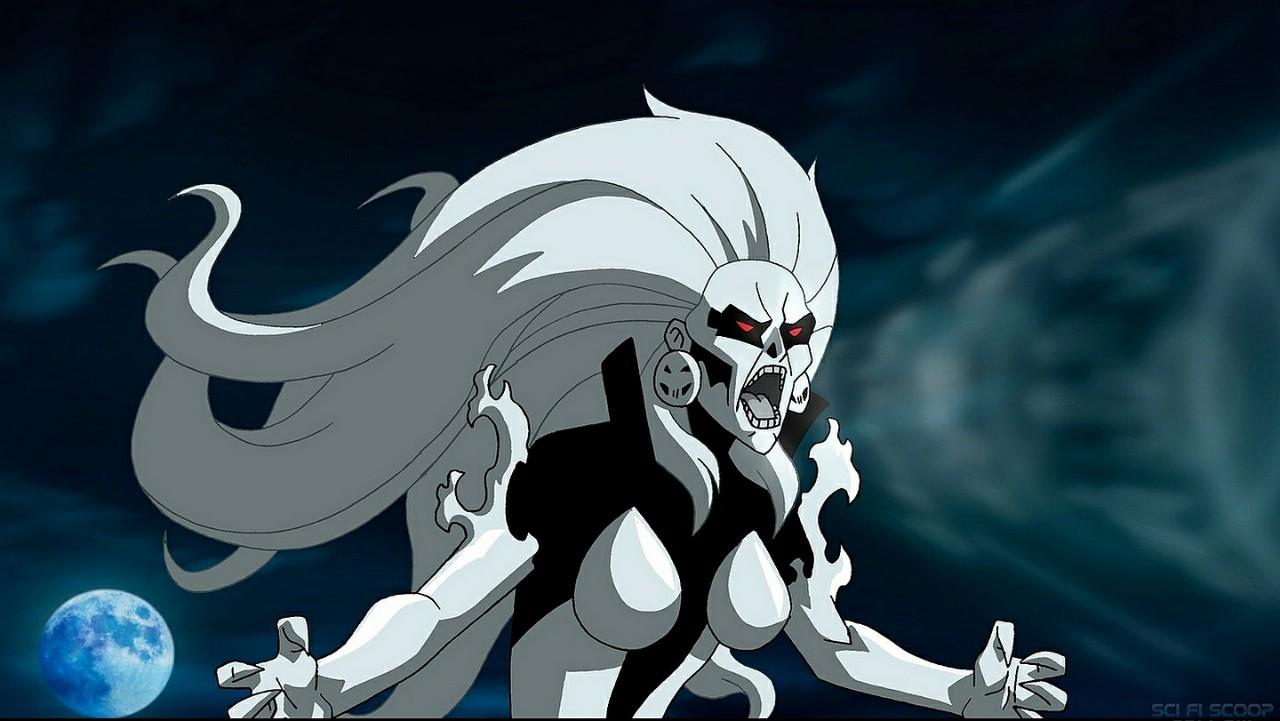 Silver Banshee - one of the deadliest DC superhero girl villains