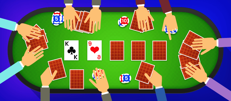 Straddle in poker: What is it and How to use it in poker