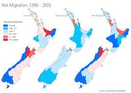 New Zealand Atlas of Population Change | Internal Migration