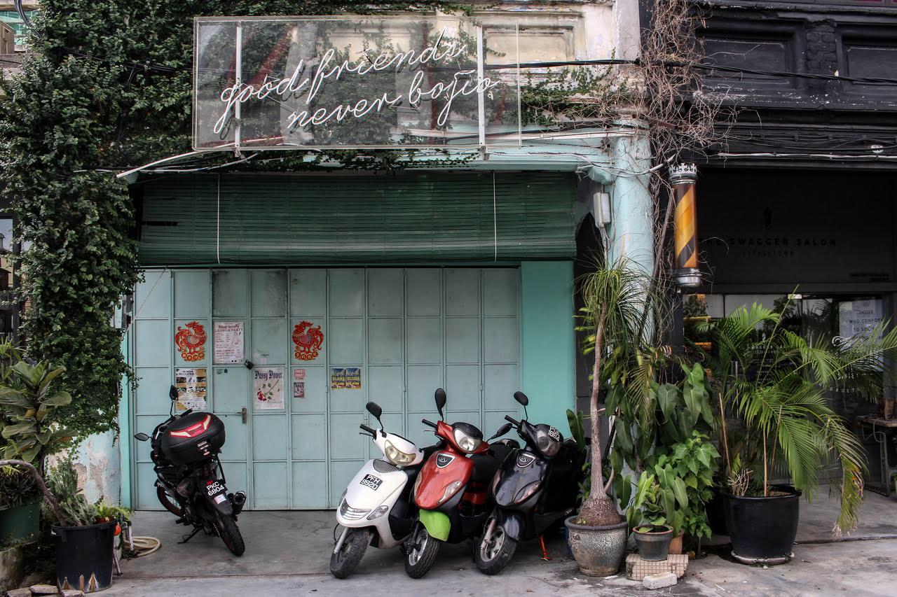 Motorky v Malajzii