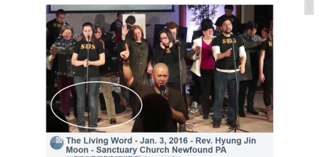 VimeoThe Living Word   Jan. 3  2016   Rev. Hyung Jin Moon   Sanctuary Church Newfound PA