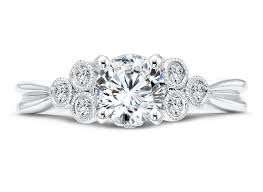Break Away From Traditional Looking Rings With Custom Diamond Engagement Rings