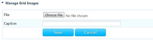 Manage Grid Images